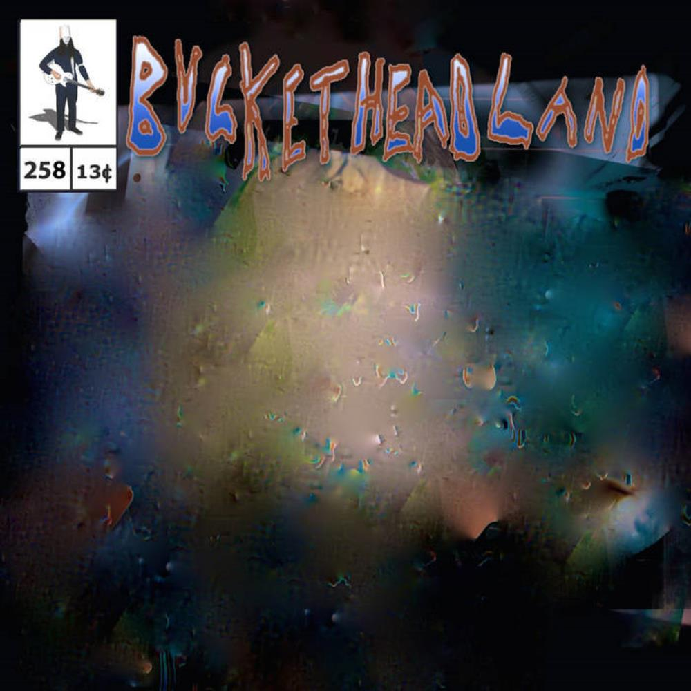 Buckethead - Pike 258 - Echo CD (album) cover