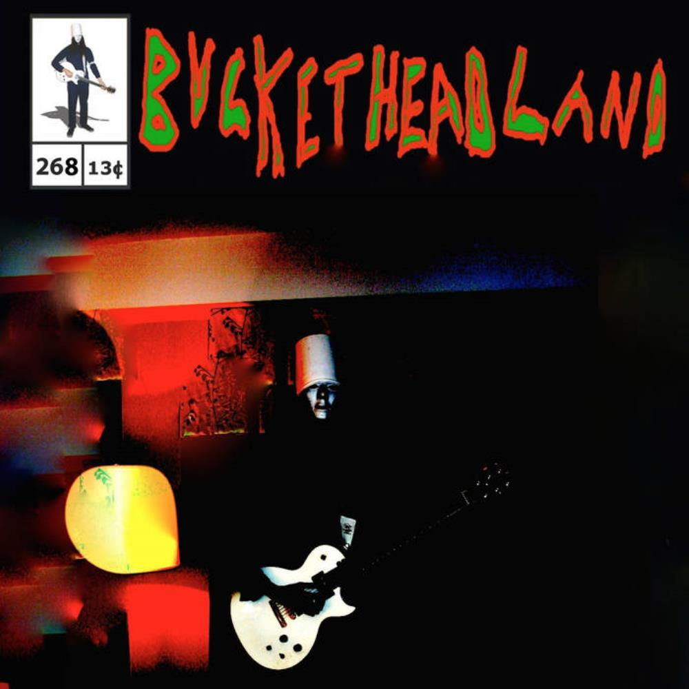 Buckethead Pike 268 - Sonar Rainbow album cover