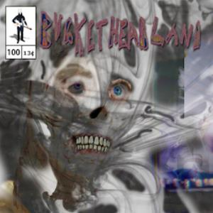 Buckethead Pike 100 - The Mighty Microscope album cover