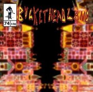Buckethead - Pike 74 - Infinity Hill CD (album) cover