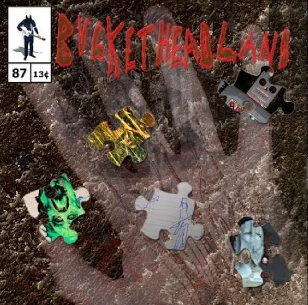 Buckethead PIKE 87 - INTERSTELLAR SLUNK album cover