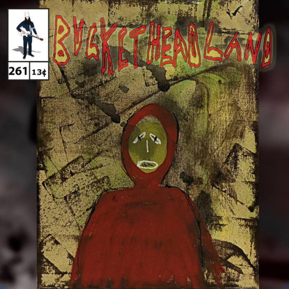 Pike 261 - Portal To The Red Waterfall by BUCKETHEAD album cover