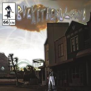 Leave The Light On by BUCKETHEAD album cover