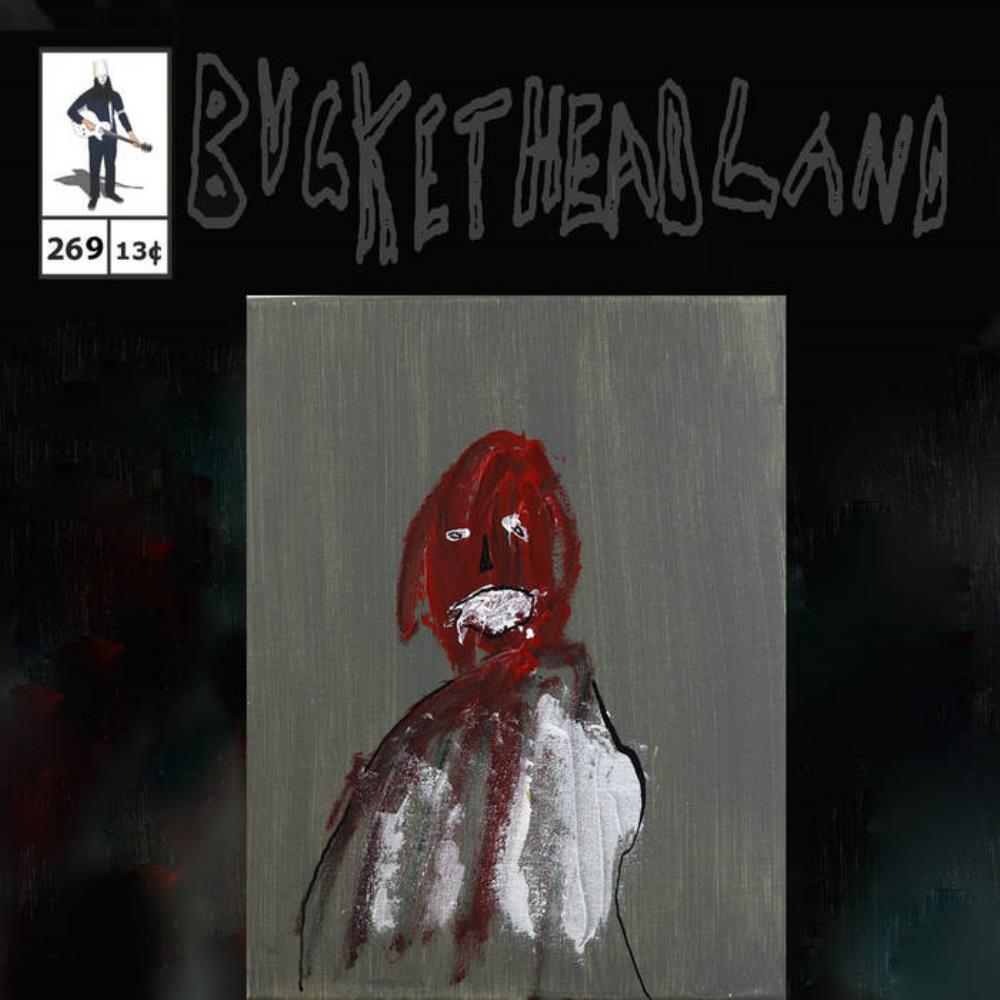 Buckethead - Pike 269 - Decaying Parchment CD (album) cover