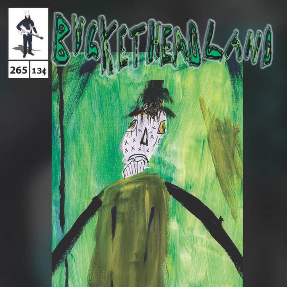 Buckethead Pike 265 - Ride Operator Q Bozo album cover