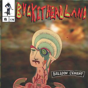 Buckethead Balloon Cement album cover