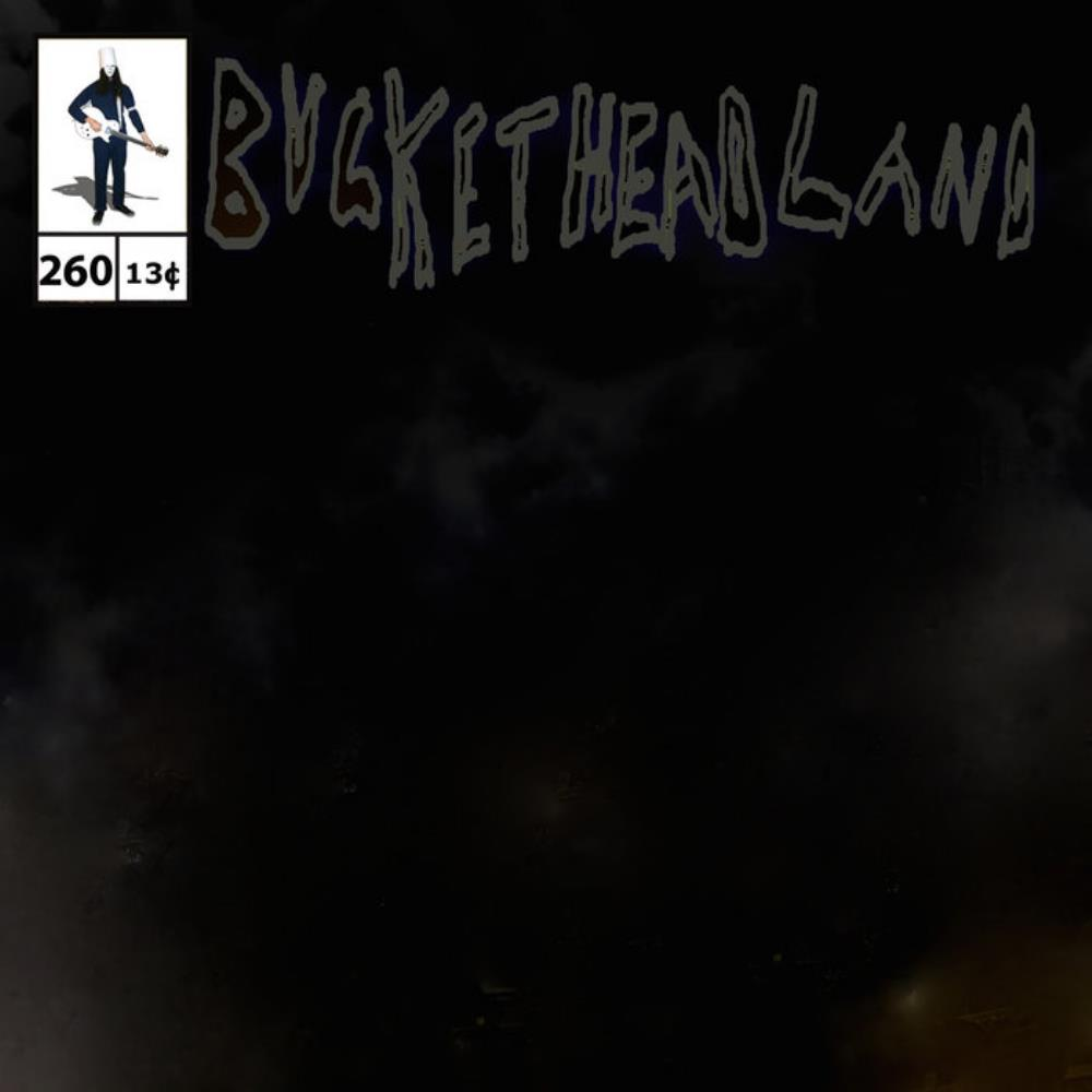 Buckethead Pike 260 - Ferry To The Island Of Lost Minds album cover