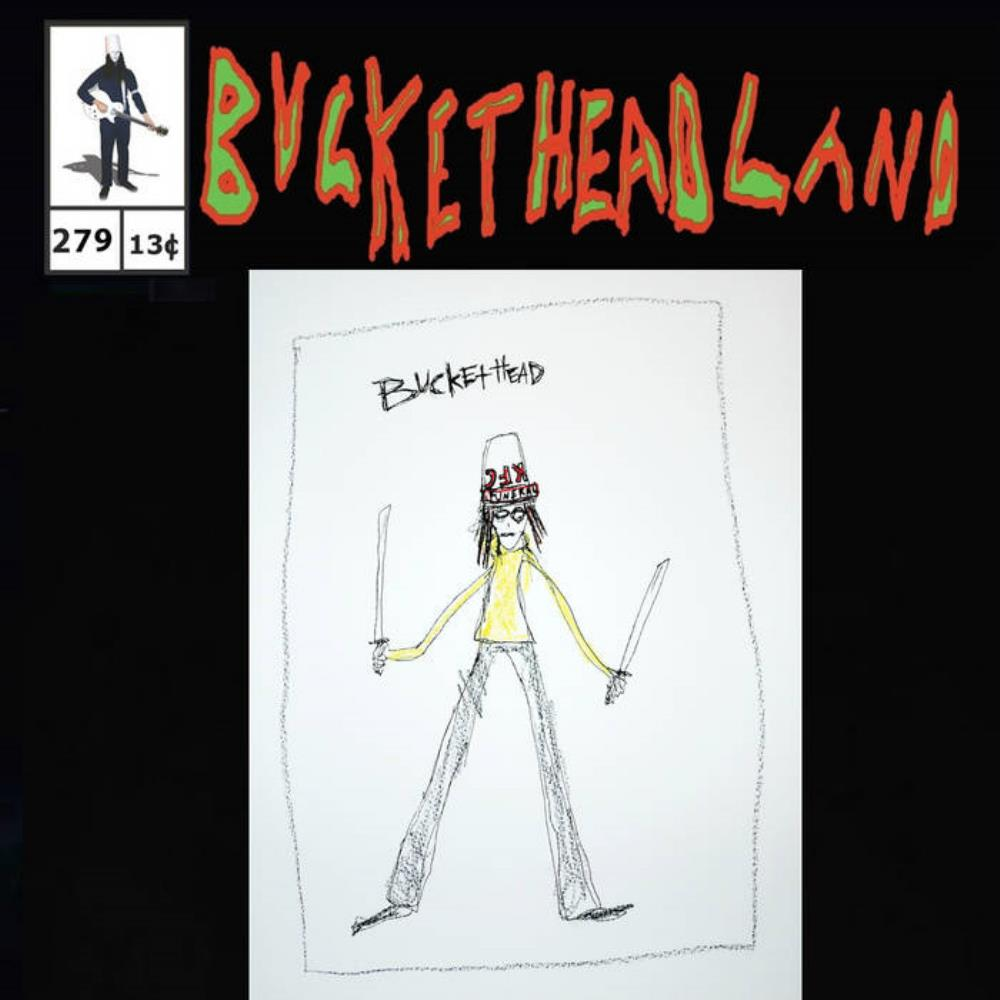 Pike 279 - Skeleton Keys by BUCKETHEAD album cover