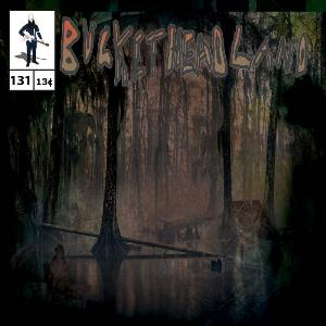 Buckethead Down the Bayou Part One album cover