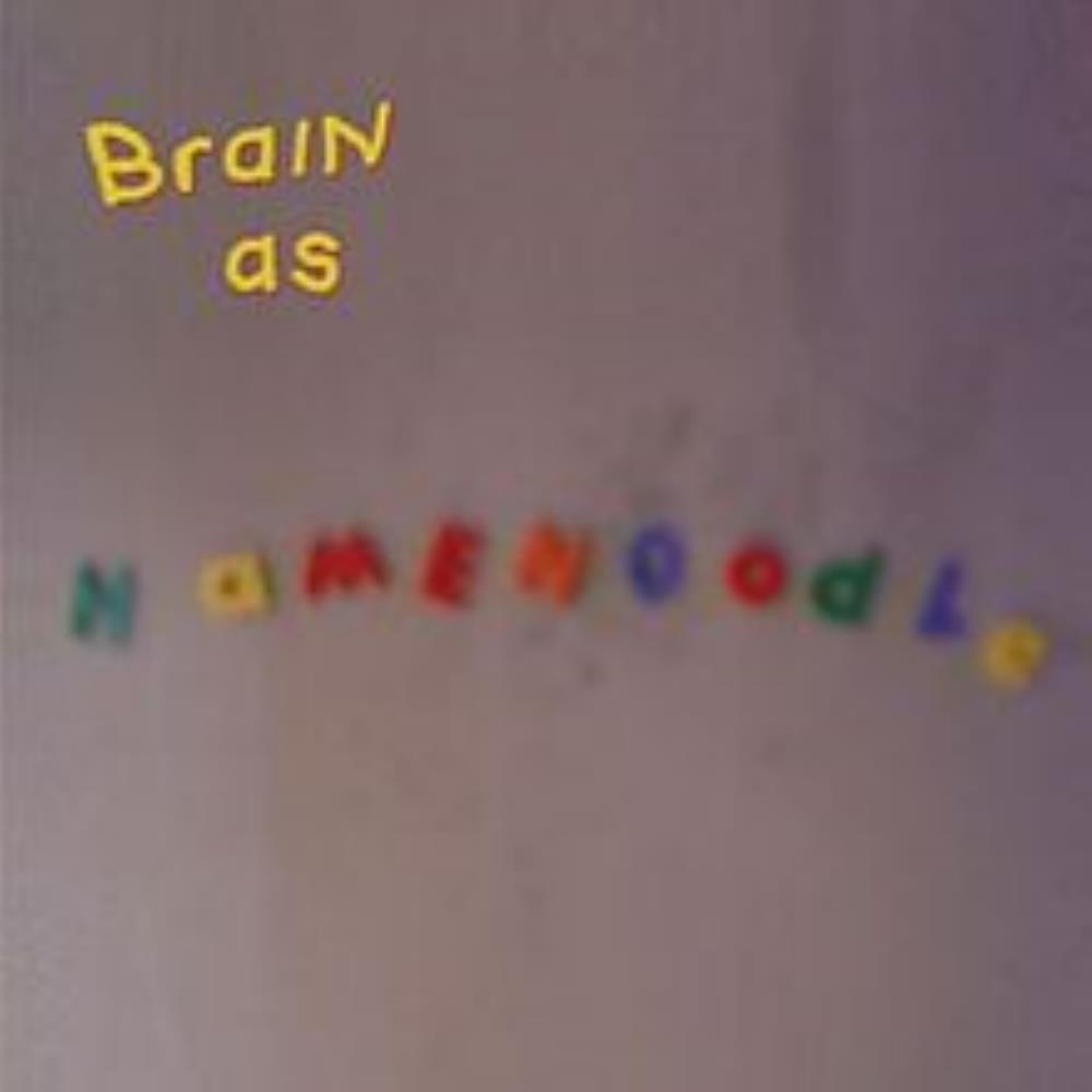 Brain As Hamenoodle (with Brain) by BUCKETHEAD album cover