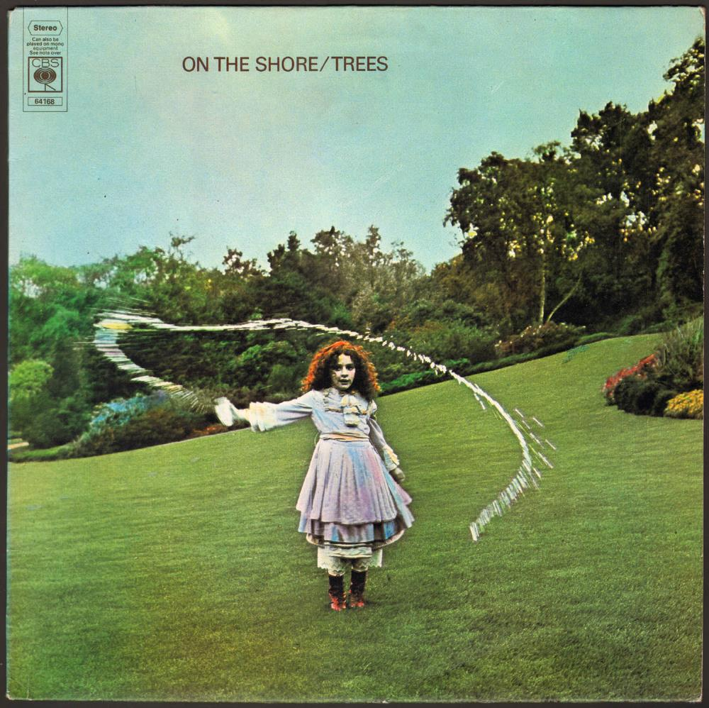Trees - On The Shore CD (album) cover