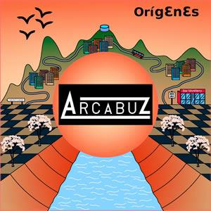 Orígenes by ARCABUZ album cover
