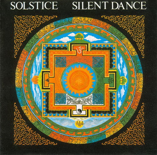 Silent Dance by SOLSTICE album cover