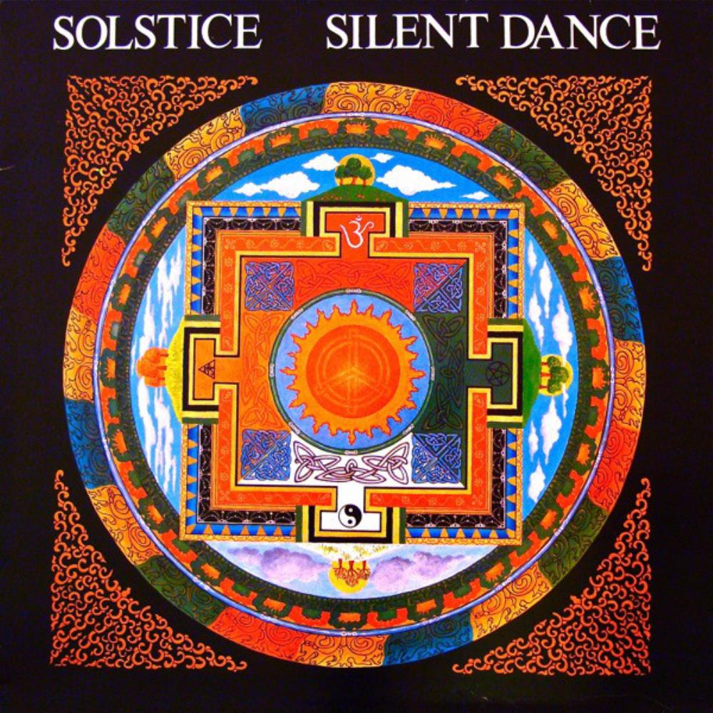 Solstice - Silent Dance CD (album) cover