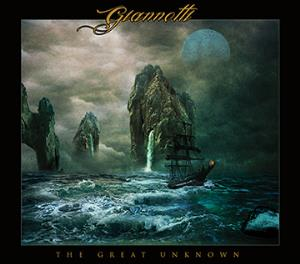 Giannotti - The Great Unknown CD (album) cover