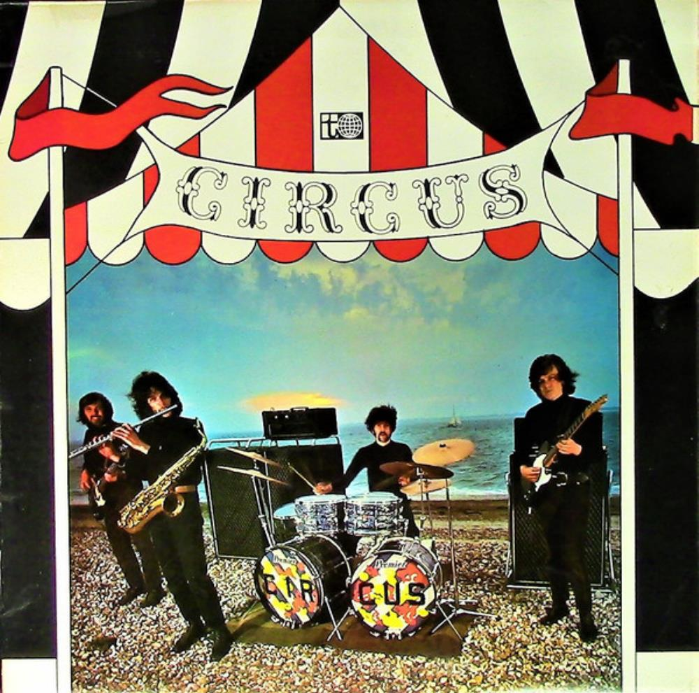 Circus by CIRCUS album cover
