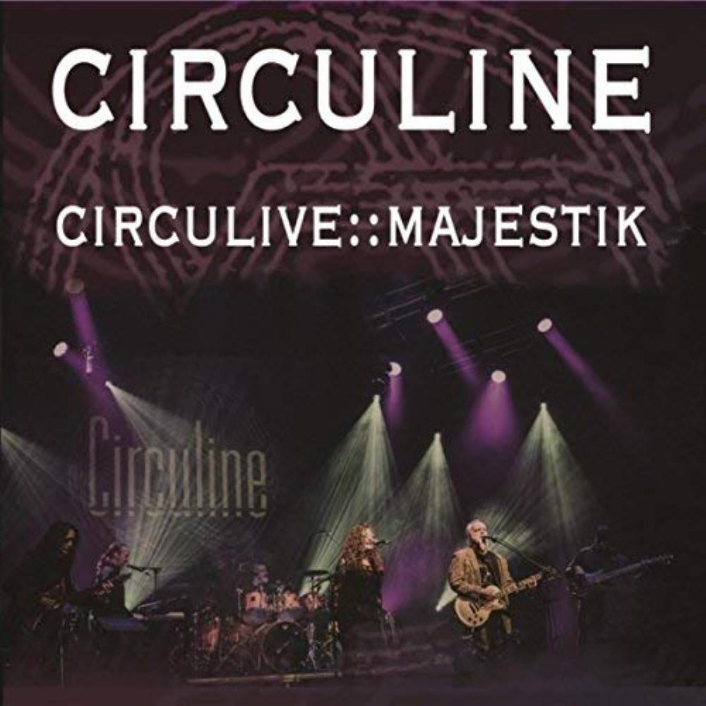 Circulive::Majestik by CIRCULINE album cover