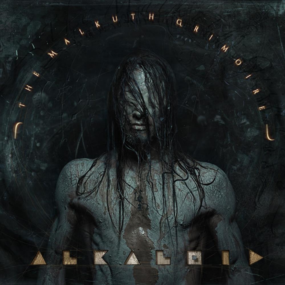 The Malkuth Grimoire by ALKALOID album cover