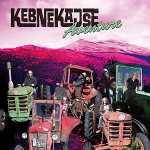 Aventure by KEBNEKAISE album cover