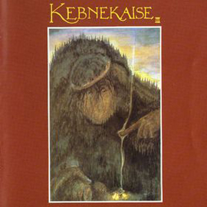 Kebnekaise - Kebnekaise III CD (album) cover