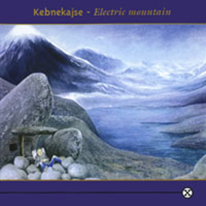 Kebnekajse - Electric Mountain CD (album) cover