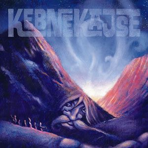 Kebnekaise - Kebnekajse CD (album) cover