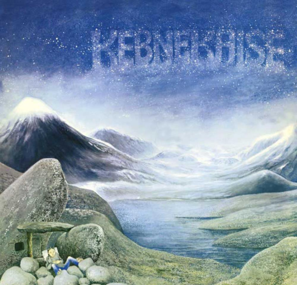 Kebnekajse - Kebnekaise II CD (album) cover