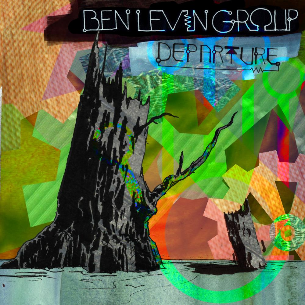 Ben Levin Group - Departure CD (album) cover