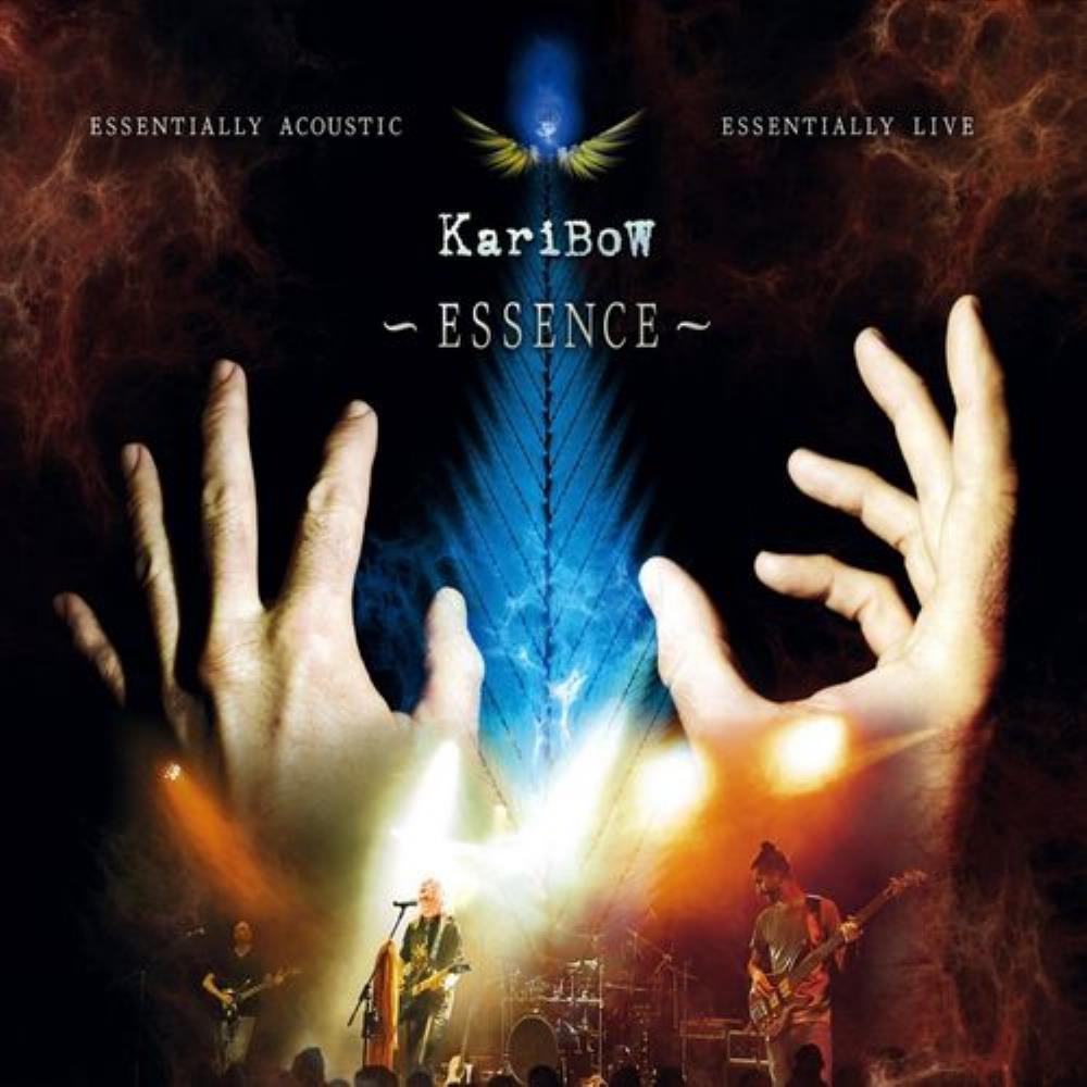Essence by Karibow album rcover