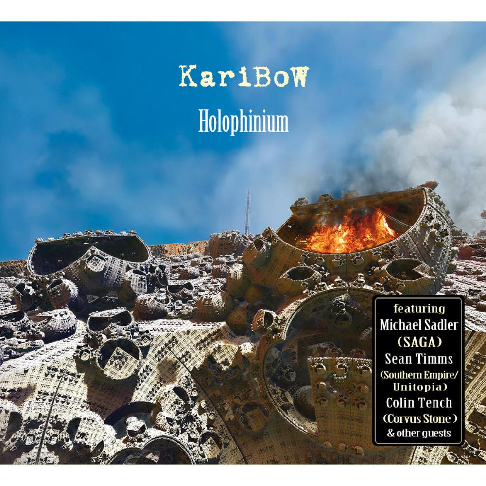 Holophinium by KARIBOW album cover
