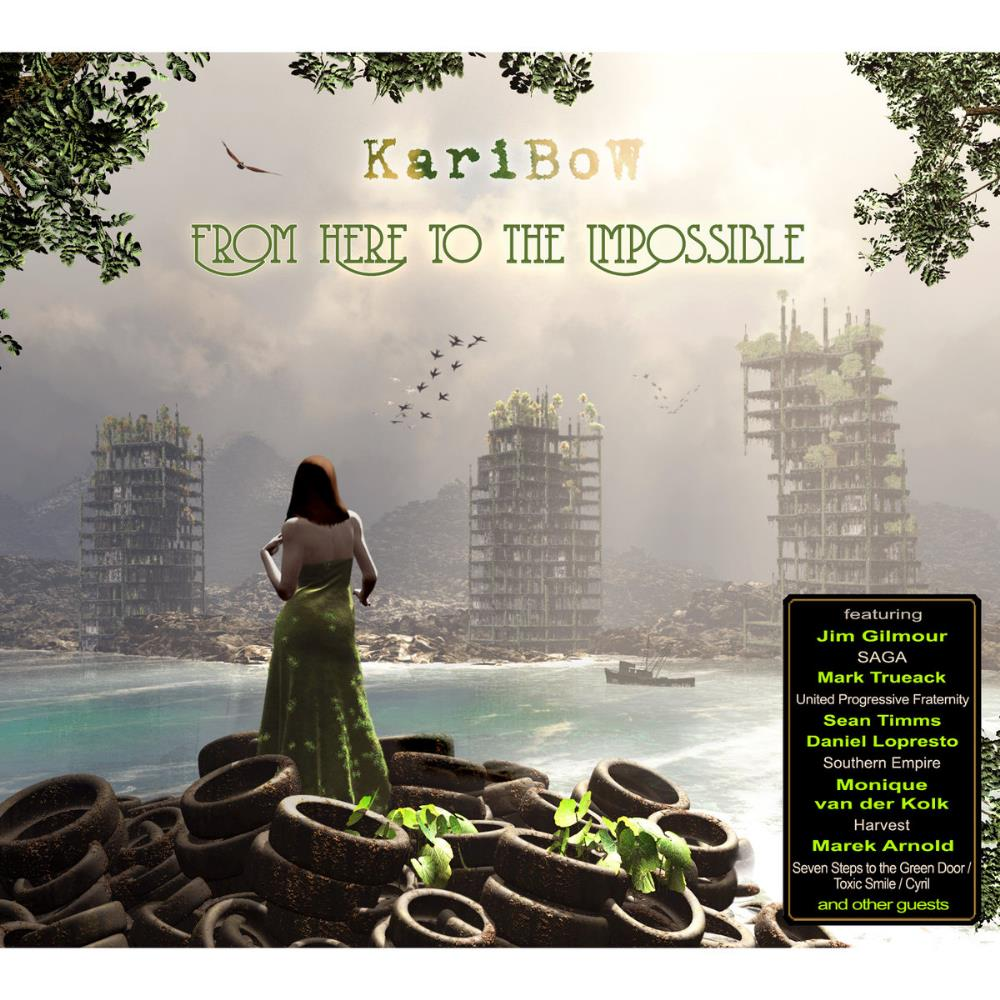 From Here To The Impossible by KARIBOW album cover