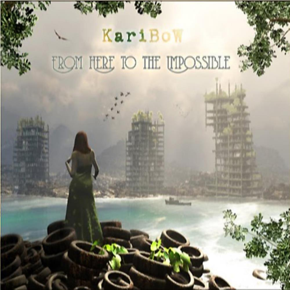 Karibow - From Here To The Impossible CD (album) cover