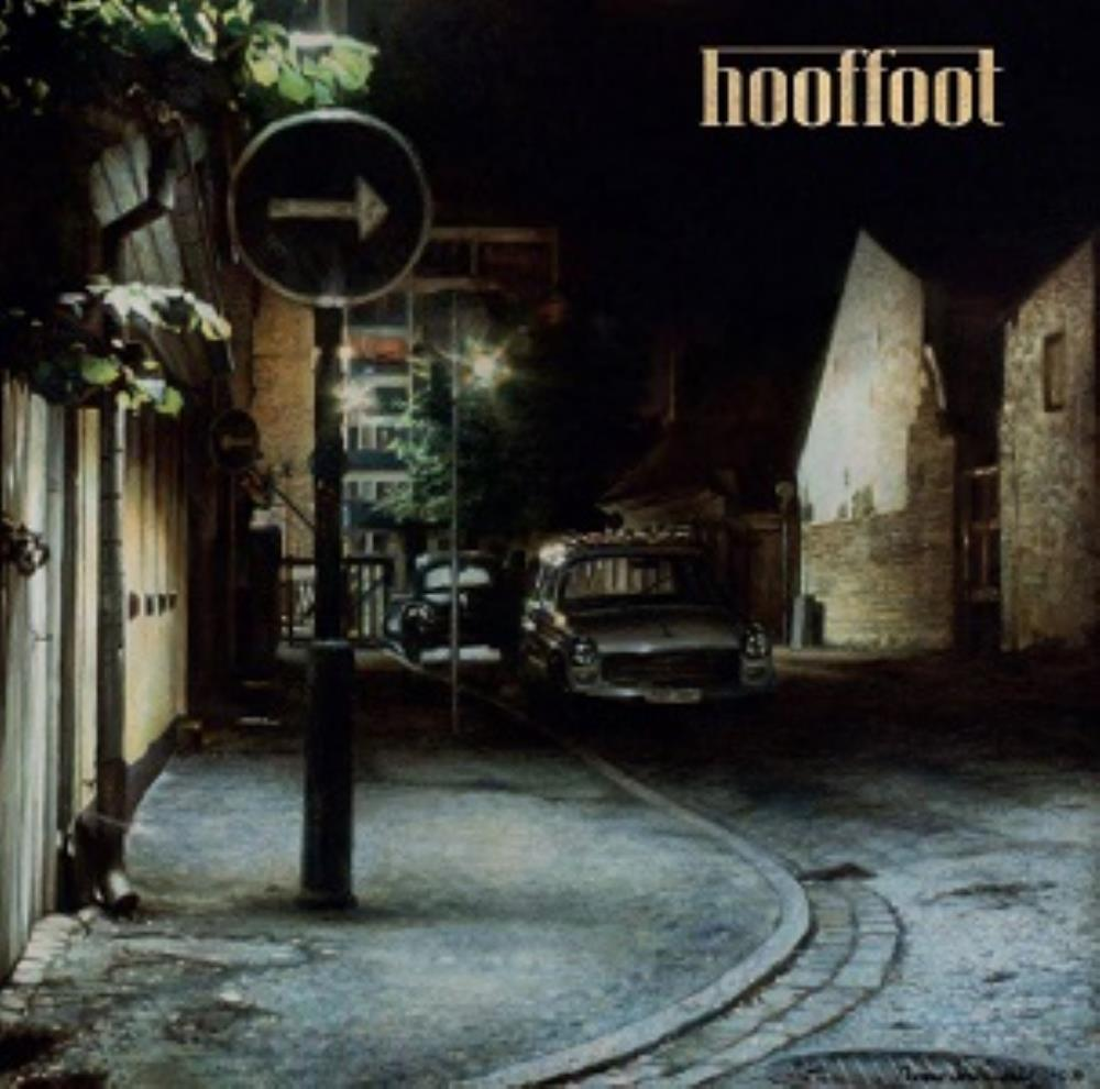 Hooffoot - The Lights in the Aisle will Guide You CD (album) cover