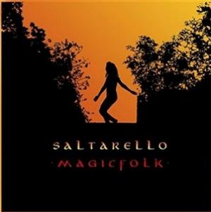 Saltarello by MAGICFOLK album cover