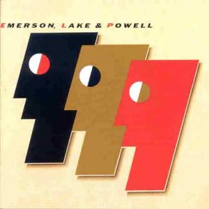 Emerson Lake & Palmer - Emerson Lake & Powell CD (album) cover