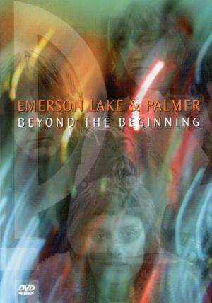 Emerson Lake & Palmer Beyond The Beginning album cover