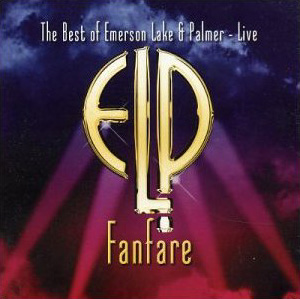 Emerson Lake & Palmer - The Best Of Emerson Lake & Palmer  CD (album) cover