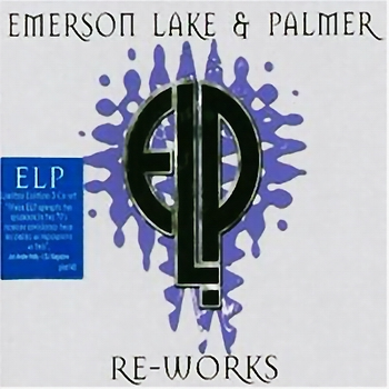 Emerson Lake & Palmer - Re-Works CD (album) cover