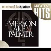 Emerson Lake & Palmer - The very Best of Emerson, Lake & Palmer  CD (album) cover