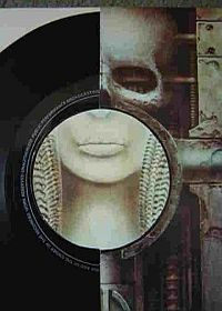 Emerson Lake & Palmer - Brain Salad Surgery/ Excerpt From Brain Salad Surgery CD (album) cover