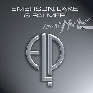 Live at Montreux 1997 by EMERSON LAKE & PALMER album cover