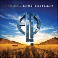 Emerson Lake & Palmer - The Essential Emerson, Lake & Palmer CD (album) cover