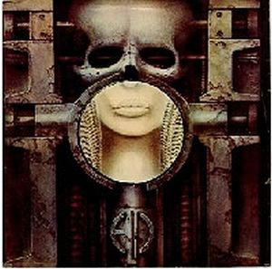 Emerson Lake & Palmer Jerusalem album cover