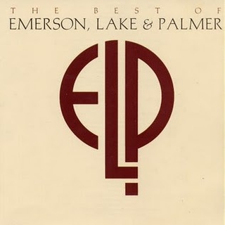 Emerson Lake & Palmer The Best Of Emerson, Lake & Palmer album cover