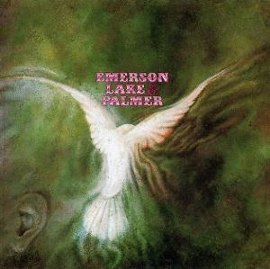 Emerson Lake & Palmer - Emerson Lake & Palmer CD (album) cover