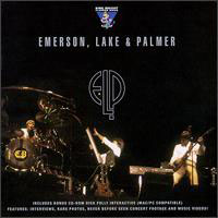 Emerson Lake & Palmer - Emerson,Lake & Palmer - King Biscuit Flower Hour (AKA