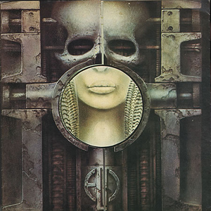 Emerson Lake & Palmer Brain Salad Surgery album cover