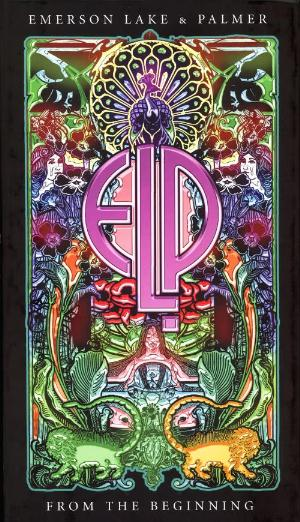 From The Beginning (5CD+DVD) by EMERSON LAKE & PALMER album cover