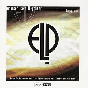 Emerson Lake & Palmer Lucky Man (Live) (Re-released as