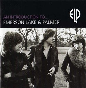 Emerson Lake & Palmer An Introduction To... Emerson Lake & Palmer album cover
